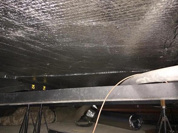Underfloor Insulation Is A Must ….