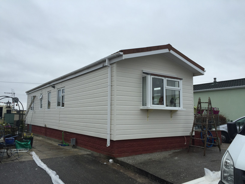 15% Discounts For Parkhome Eco Vinyl Cladding…